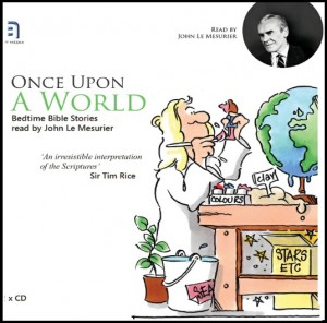 CD cover for Once Upon a World