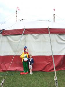 Jamie&Clown